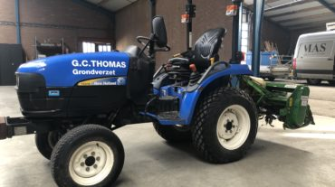 Tractor met frees | 1.3m
