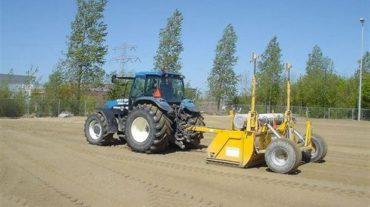 Tractor met kilverbak | 3m